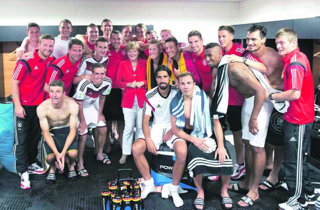 Popravili imidž: Zbog uspeha fudbalera Nemačku posmatraju drugim očima