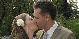 Tylko u nas. Prawdziwy ślub Mariolki z Kiepskich. Foto