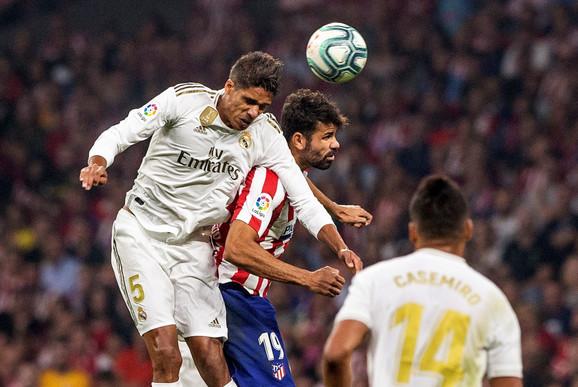 FK Real Madrid, FK Atletiko Madrid