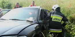 Dwa straszne wypadki i znów śmierć na drogach