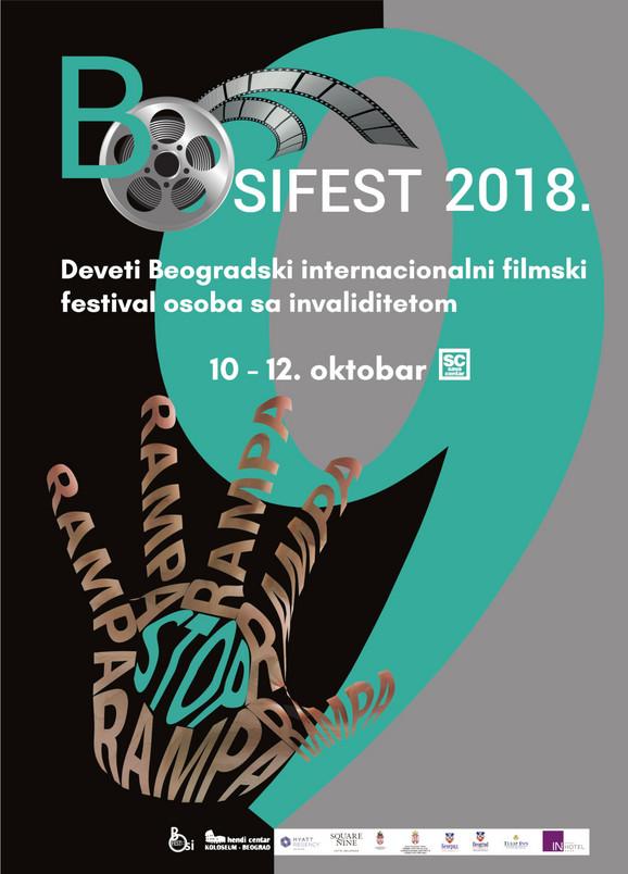 Bosifest plakat 2018.
