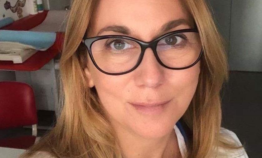 Doktor Ilona Małecka lekarzem jest od 23 lat. Jej specjalizacja, to pediatria.