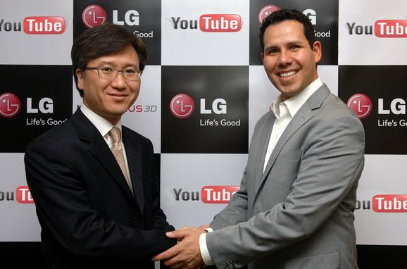 Jongseok-džang (LG) i Fransisko Varela (YouTube)