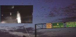 Tajemnicza zjawa na autostradzie. To zdjęcie jest dowodem