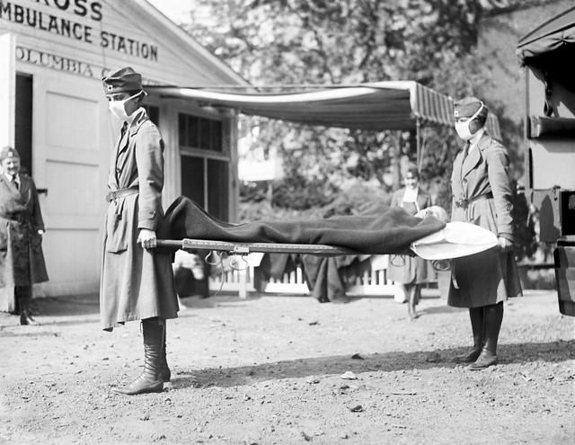 Grip iz 1918. poznat je i kao Španska groznica ili Španski grip