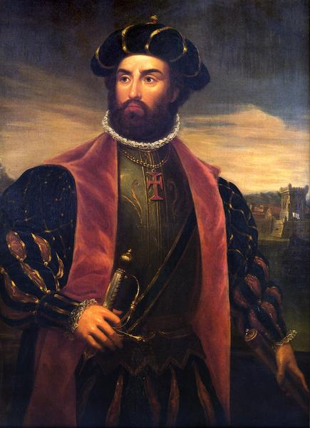 Vasco da Gama na obrazie António Manuela da Fonseca