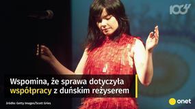 Björk opowiada o molestowaniu przez duńskiego reżysera
