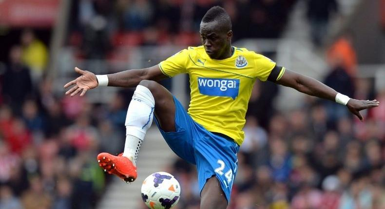 Newcastle United's Ivorian midfielder Cheick Tiote died after 'suddenly fainting' during a training session with his second tier Chinese club Beijing Enterprises