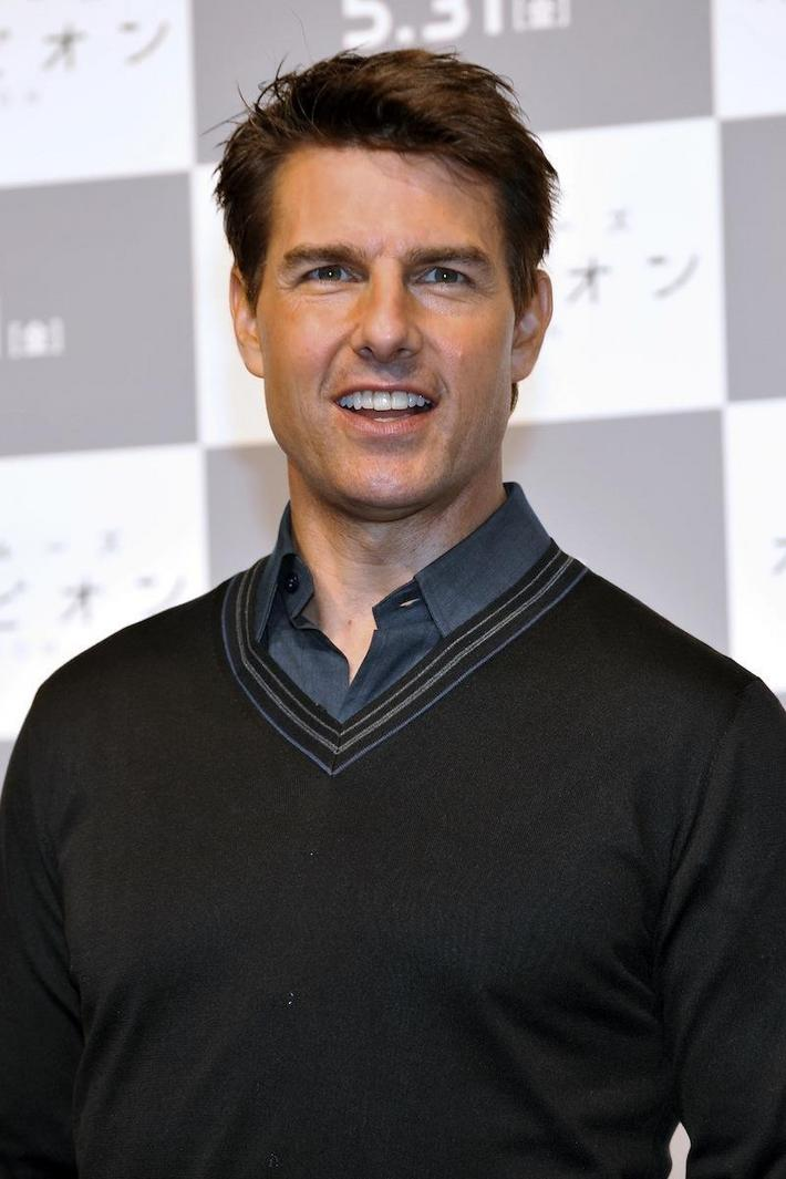 Tom Cruise: 35 mln dol.