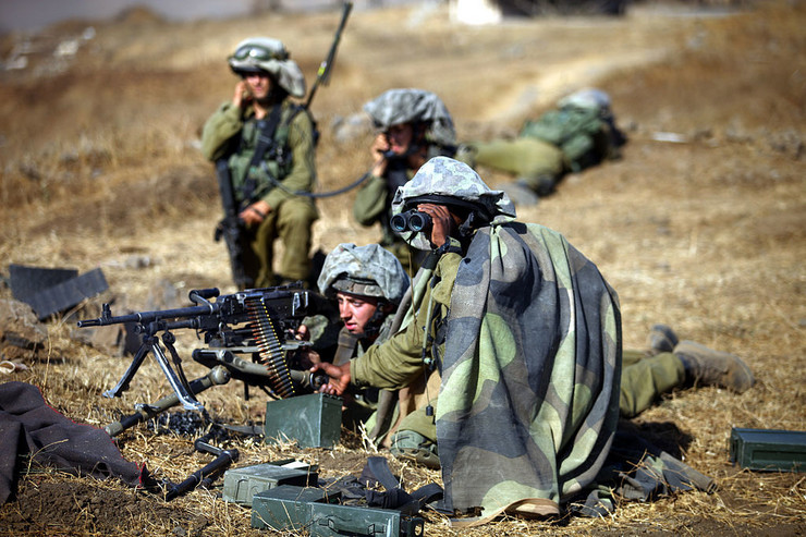 IDF, Izrael, Vojska