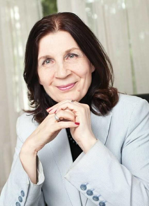 prof. dr Mirjana Bogić, alergolog