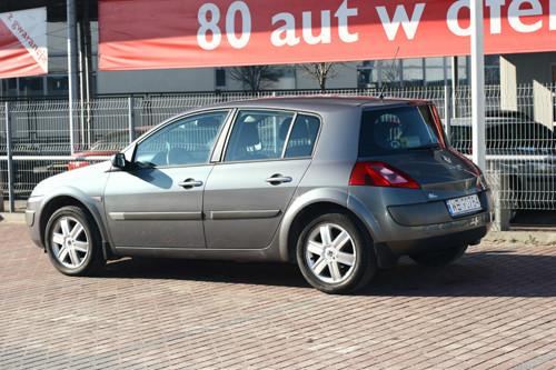 Renault Mégane II 1 6 16V - Elektryka: wróg numer jeden