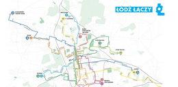 Nowa komunikacja od 2 kwietnia w Łodzi. Zobacz mapy