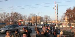 Rusza remont przejazdu kolejowego na ulicy Starołęckiej. Nie będzie przejazdu!