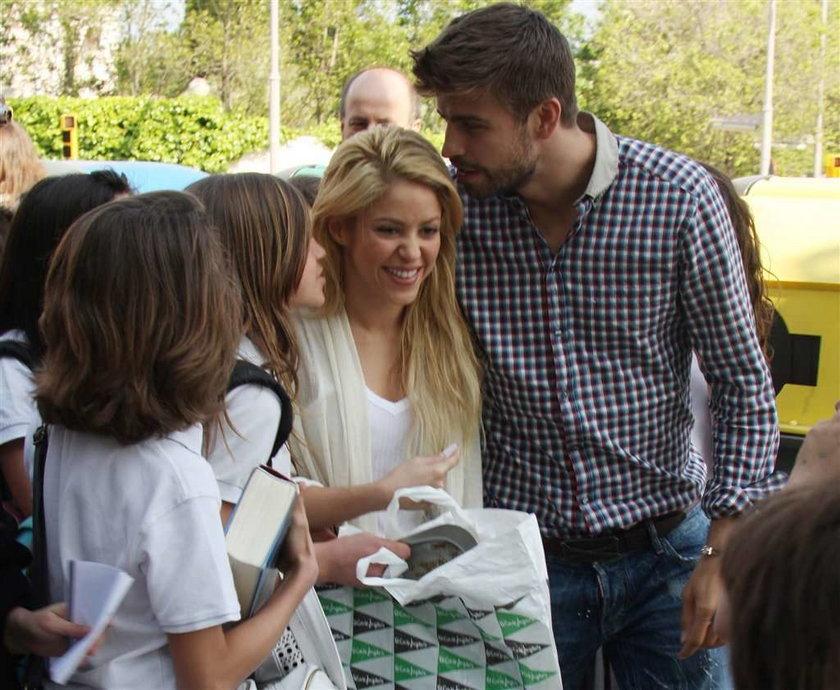 Shakira i Gerard Pique są razem