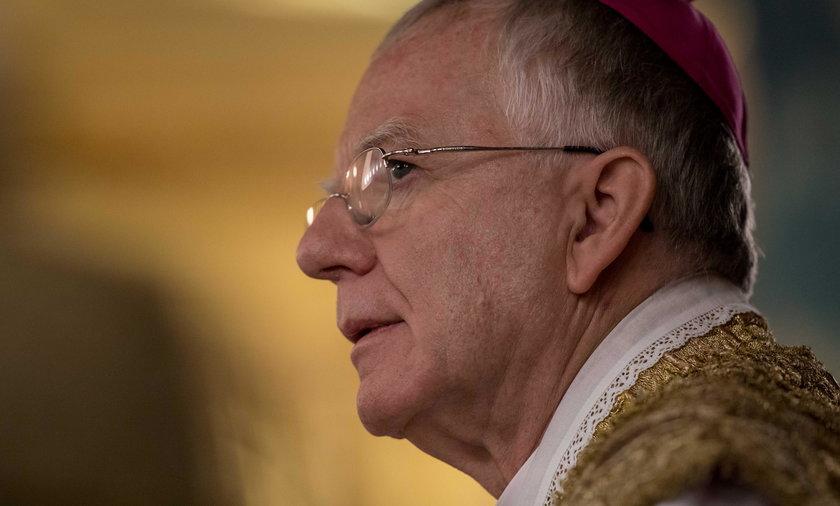 Kontrowersyjne kazanie arcybiskupa