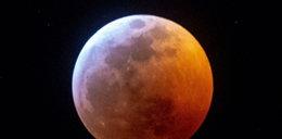 Już po zaćmieniu Księżyca. Niesamowite zdjęcia