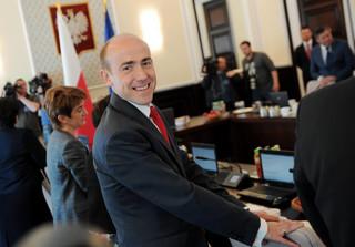Seremet przekonywał Budkę do zmiany terminu reformy procedury karnej