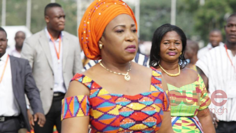 Ghana's Foreign Affairs Minister, Shirley Ayorkor Botchway