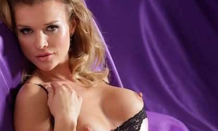 Seksowna modelka topless! FOTO
