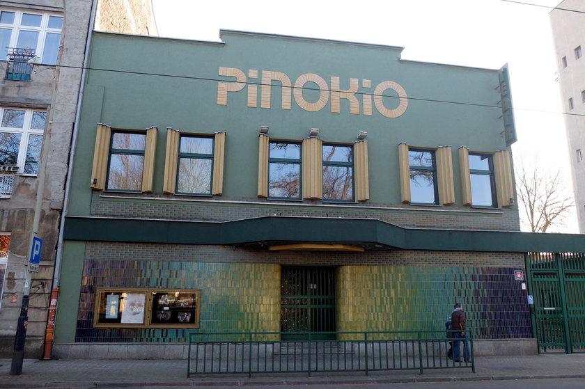 Tu zostanie przeniesiony Teatr Pinokio