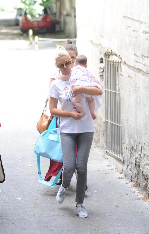 Nataša Bekvalac stigla u CENTAR ZA SOCIJALNI RAD , a evo da li se srela sa Lukom! (VIDEO)