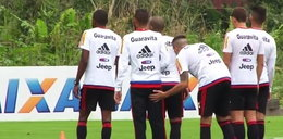 Piłkarze Flamengo sparodiowali seksskandal z Copa America! WIDEO