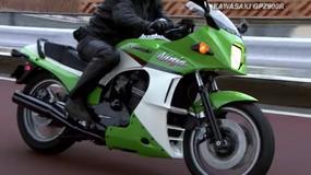 Kawasaki GPZ900R - powrót do przeszłości