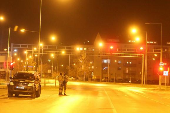 Policijski čas od 20 sati do 5 ujutro