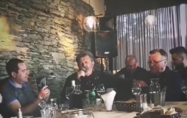 Šerif Konjević i Halid Bešlić