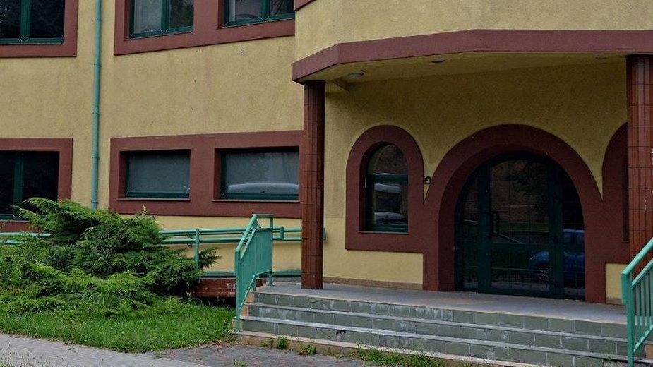 hala sportowa w Łasku