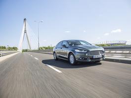 Ford Mondeo Hybrid - ciemna strona oszczędzania