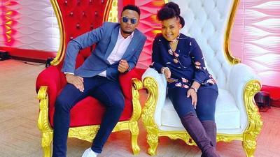 Kama wawili wananistress hivi usiwahi nirudisha hapa – DJ Mo to Size 8 on having more kids