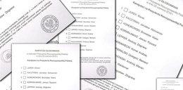 W Przasnyszu zniknęło 800 kart do głosowania