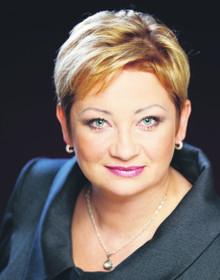 Wiesława Dróżdż, Ministerstwo Finansów Fot. Archiwum
