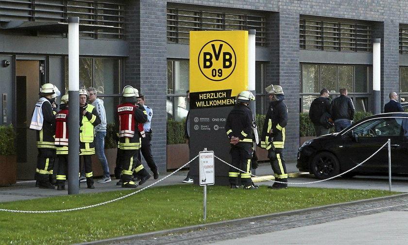 Ewakuowano budynek Borussii Dortmund