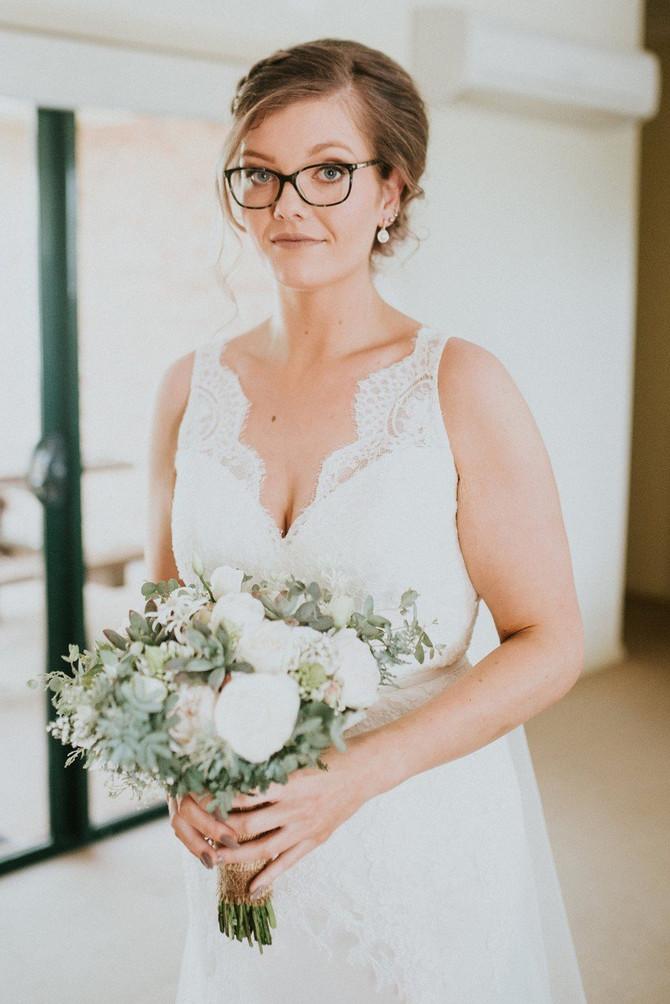 Na venčanju je izgledala kao druga osoba