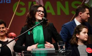 Aleksandra Dulkiewicz wygrała wybory na prezydenta Gdańska