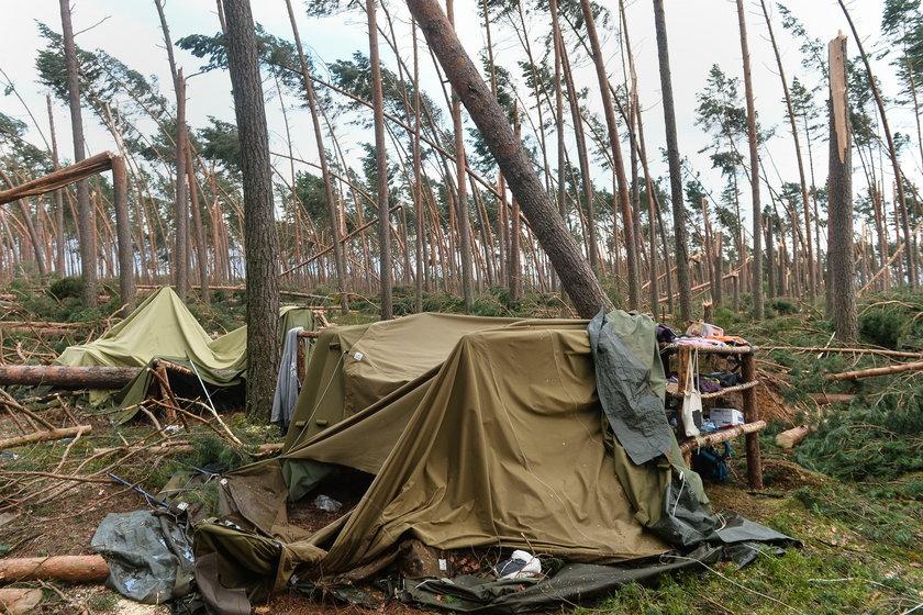 Dzieci z obozu w Suszku wróciły do domu