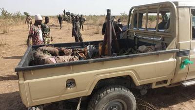 Troops kill scores of terrorists in Mainok encounter – Army