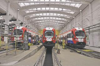 Beneficjenci kolejowego boomu