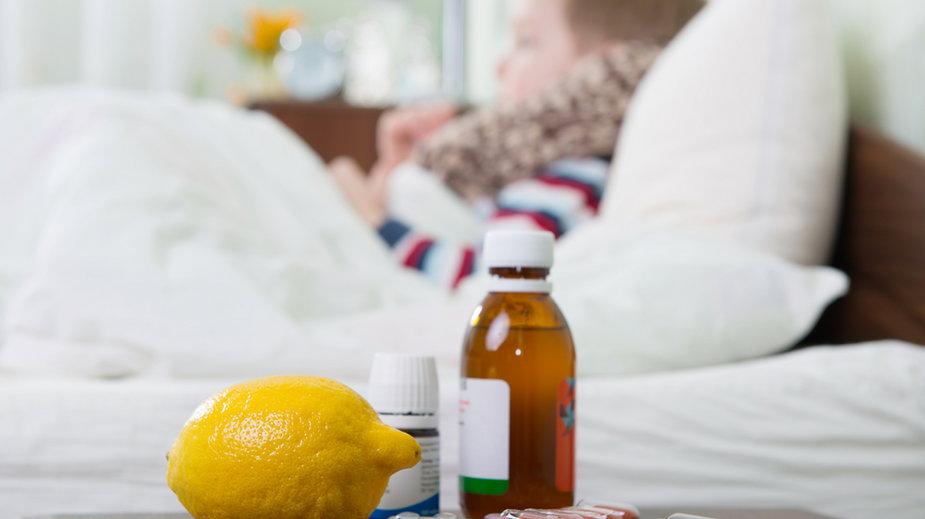 Groźny wirus RSV atakuje najmłodszych