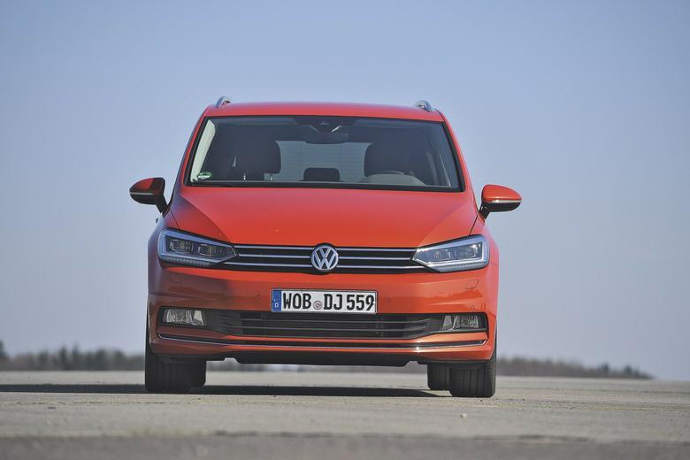 Porównanie: Ford Grand C-Max, Opel Zafira, Renault Grand Scenic, Volkswagen Touran