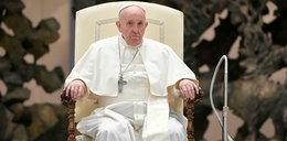 """Franciszek wyznał, że otarł się o śmierć. """"Operowano mnie, usuwając górny płat płuca"""""""