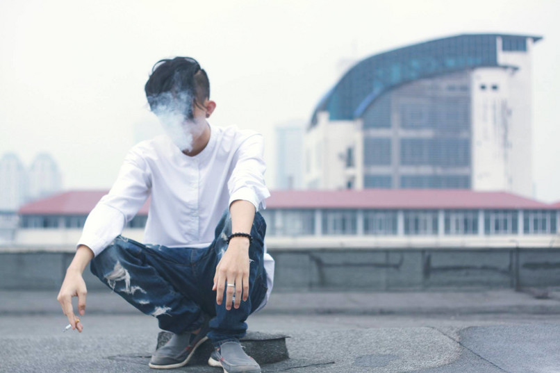 ako dať tvoj priateľ fajčenie