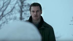 """Michael Fassbender w pierwszym zwiastunie """"Pierwszego śniegu"""""""
