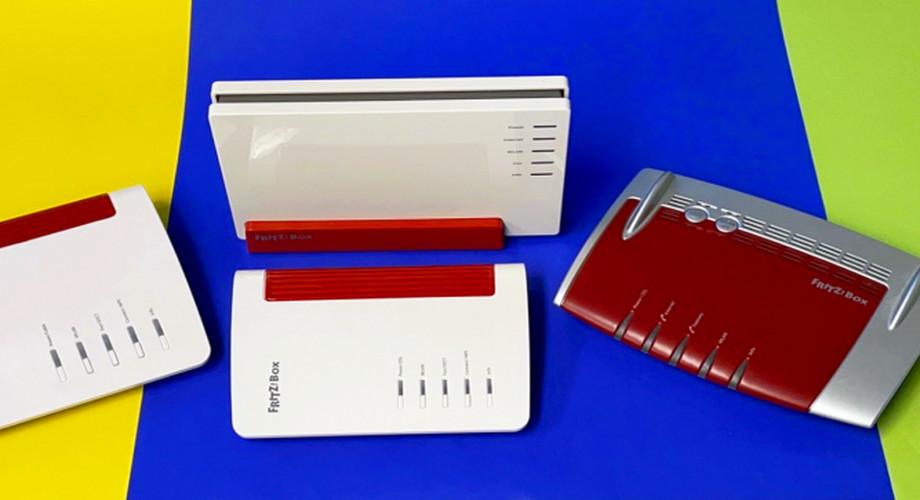 Ratgeber: Die beste Fritzbox für VDSL, Kabel, LTE und Glasfaser