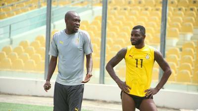 'Good luck in your next job' – Mubarak Wakaso pays tribute to CK Akonnor