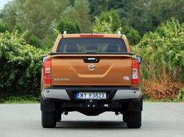 Nissan Navara – coraz bliżej crossoverów i SUV-ów