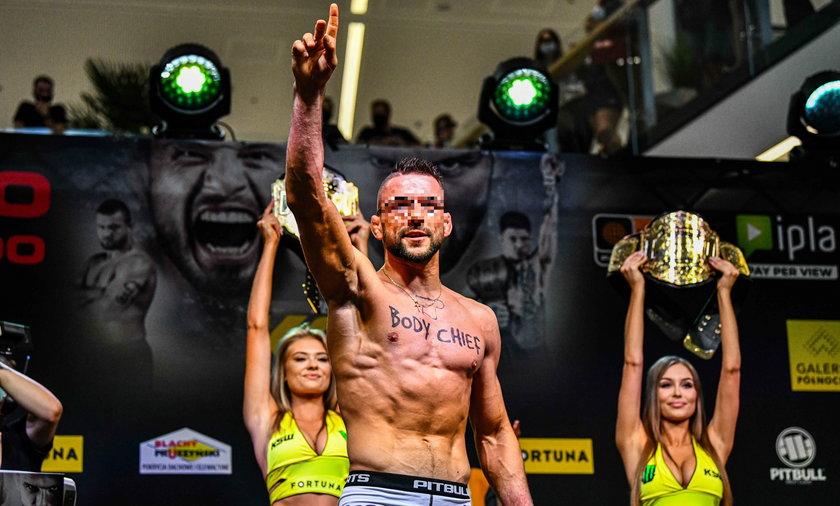 MateuszG. zatrzymany przez policję! Zawodnika UFC wydał oświadczenie